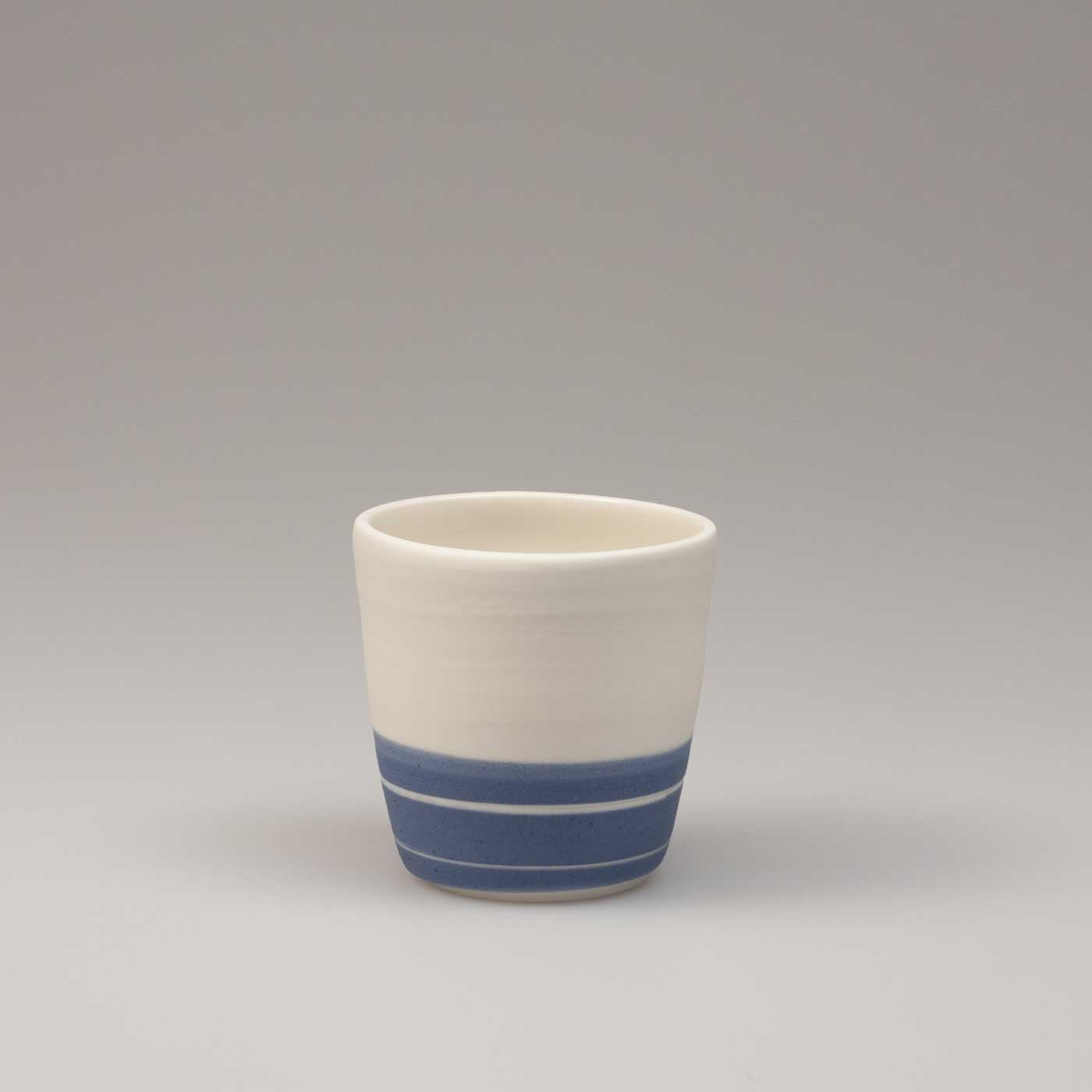 porseleinen espresso kopje blue sky
