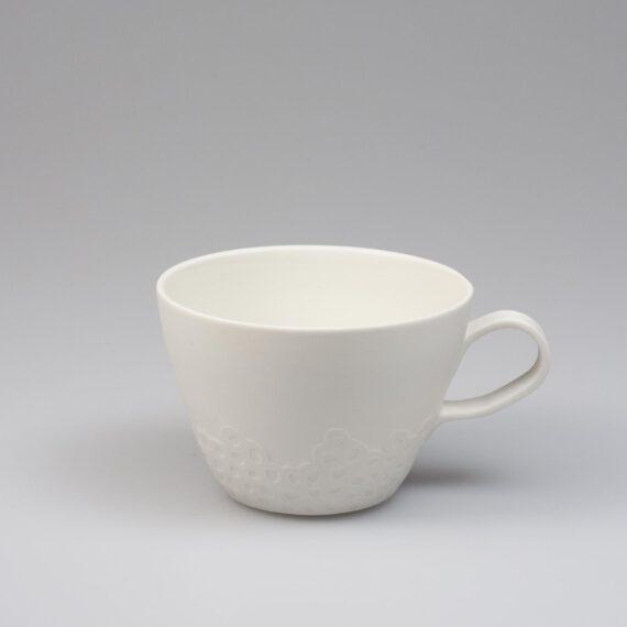 porseleinen cappuccino mok