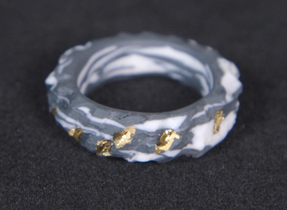 Ring' UMBRA AURUM' [R-UA]