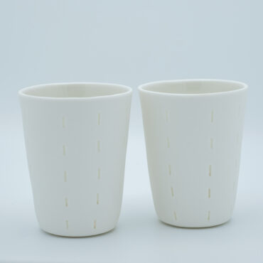big mugs non transparency handmade porcelain
