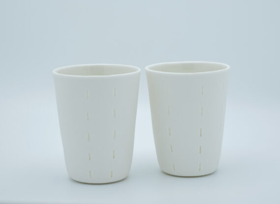 big mugs non transparency handmade porcelain